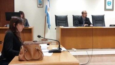 La audiencia de control se desarrolló ayer en Comodoro Rivadavia tras la detención de Jesús Caruso.