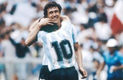 Valdano sobre Maradona: