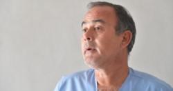 El director del Hospital de Rawson mostró su preocupación por la ocupación de Terapia Intensiva.