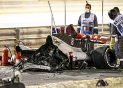 El campeón Lewis Hamilton ganó su quinta carrera en Bahrein y confirmó su nivel en el final de la temporada 2020.