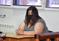 Laura Vargas, autora material del homicidio de Rosa Acuña.
