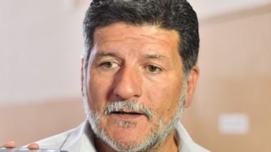 Marcelo Olivera, titular del área de Hacienda del Municipio de Trelew.