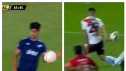 El antecedente del árbitro del VAR de River-Nacional: tomó otra decisión contra Cerro Porteño.