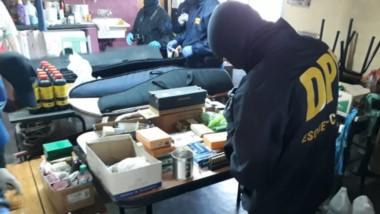 Varios procedimientos fueron en localidades de la zona cordillerana de Chubut, con la DPI Esquel a cargo.