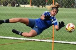 La arquera que fue la primera chubutense en firmar un contrato profesional en el fútbol femenino, ahora se pondrá la celeste y blanca.