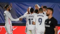 Fue 3-1 para el Real: lo abrió Kroos, lo igualó Capa y desniveló Benzema con un doblete.