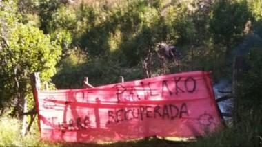 La comunidad mapuche denominada Pailako se adjudicó la toma reciente en el Parque Nacional Los Alerces.