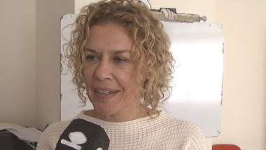 Gabriela Simunovic, subsecretaria de Salud de Comodoro Rivadavia.