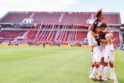 Los goles de los de Zubeldía los marcaron Belmonte, el eterno Sand y Orsini.