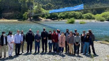 Los integrantes del Corredor coincidieron en la necesidad de fortalecer el arribo de vuelos a Esquel.