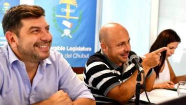 Ayer el vicegobernador Ricardo Sastre presidió una nueva Labor Parlamentaria de forma virtual.