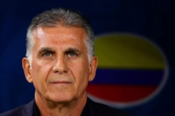 La Federación Colombiana de Fútbol anunció de forma oficial la salida de Carlos Queiroz