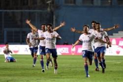 En una serie en la que no hubo goles, Nacional avanzó a cuartos de final tras imponerse en penales.