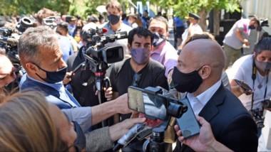 """""""Estamos esperando para hacer la reglamentación, porque salvará vidas"""", aseguró el ministro Massoni."""