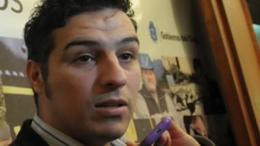 Sebastián Balochi confirmó por las redes que dio positivo de Covid-19.