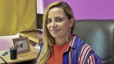 Lorena Alcalá, presidenta d ela bancada oficialista, presentó la iniciativa de adhesión a la Ley Nacional.