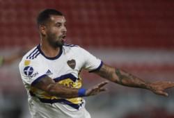 Segundo gol de Edwin Cardona ante Independiente en dos encuentros.