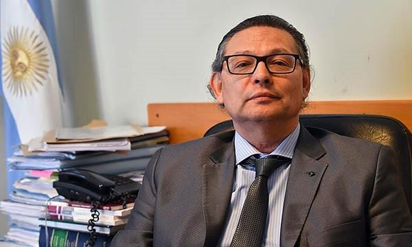 Fiscal federal Fernando Gélvez.