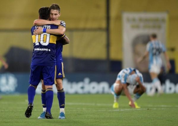 Boca logró el objetivo y ahora aguarda el choque con Santos.
