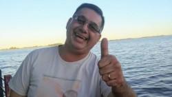 Rubén Rivas, de 46 años, recibió un total de cuatro disparos.