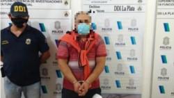 El sujeto, de 53 años, fue apresado en un allanamiento.