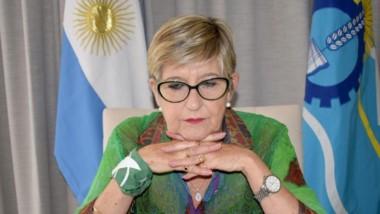 Nancy González, como todos los senadores de Chubut, votará a favor.