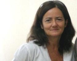 Patricia Laborde, directora asociada a cargo del Hospital de Esquel.