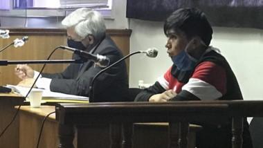 Luis Currumil condenado por homicidio agravado por el vínculo.