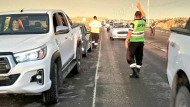 Prevención. El Ministerio de Seguridad dispuso un estricto dispositivo para evitar incidentes en Año Nuevo.