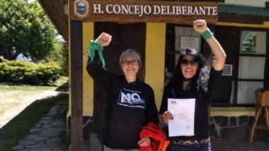 Referentes sociales celebran acompañamiento de los concejales.