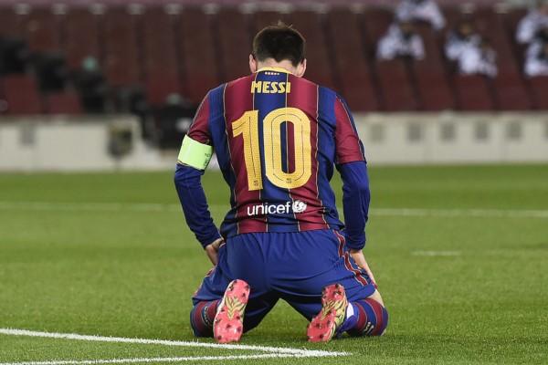 Barcelona perdió y Messi cayó en el duelo ante Ronaldo.