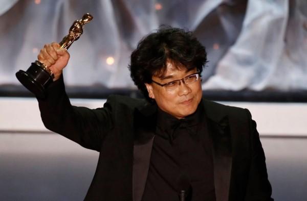 Bong Joon-ho lo consiguió, acaba de romper la barrera del idioma en los Oscars.
