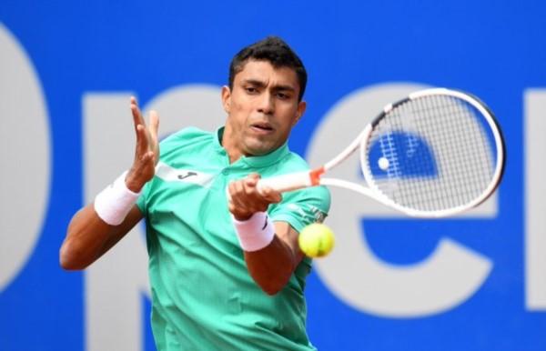 Thiago Monteiro inauguró la edición número 20 del Argentina Open con una solvente victoria sobre Jaume Munar.