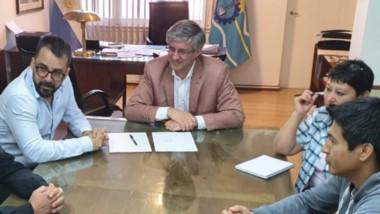 Negociación. Aunque no hay nada cerrado, el gremio municipal admitió que la nueva oferta es mejor.