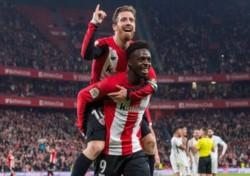 Por el gol de Muniain, Athletic de Bilbao derrotó 1-0 al Granada en la ida de las semifinales de la Copa del Rey.