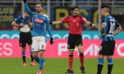 Napoli se quedó con la primera semifinal ante el Inter de Lautaro.