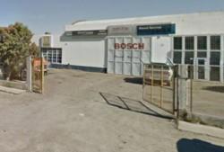 El robo ocurrió en un taller del barrio 12 de octubre de Trelew (imagen google maps)