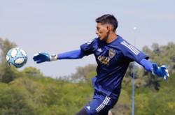 Andrada volverá a la titularidad ante Central Córdoba, el domingo en Santiago del Estero.