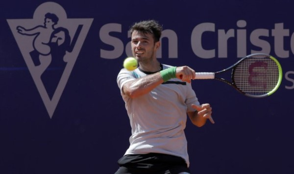 Londero volvió a ganarle a Pella: el mismo rival al que venció en 2019 en su gran golpe al conquistar en Córdoba su único título ATP.