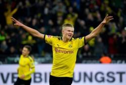 Erling Haaland es el primer futbolista en marcar 8 goles en sus primeros 5 partidos de Bundesliga.