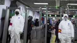 Residentes argentinos aislados por la epidemia de coronavirus en Hubei piden ser evacuados.