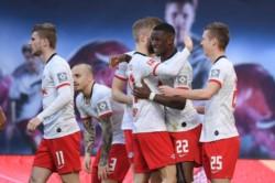 RB Leipzig alcanza los 45 puntos, 2 más que el Bayern, que juega mañana ante el Colonia.