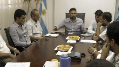 Desde el Ministerio de Producción de la provincia reunieron a todas las cámaras empresarias para avanzar en el plan de desarrollo.