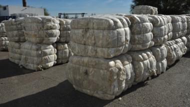 Trelew y la zona siguen siendo exportadores de lana de caliadad a diferentes puntos del mundo.