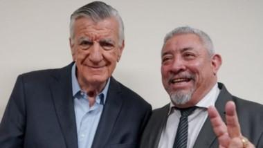 El presidente del PJ nacional, José Luis Gioja, ya no quiere ni ver al titular de facto del PJ Chubut, Ricardo Mutio.