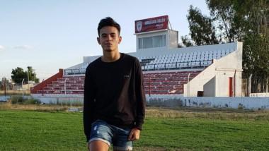 """Stieva, el jugador del """"Globo"""", fue fichado por Racing de avellaneda."""