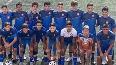 Un selectivo de la categoría 2004 de J.J. Moreno, reforzado con jóvenes de otras divisiones, competirá ante Lanús la semana próxima.