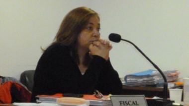 Laura Castagno. Fiscal del caso.
