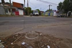 Triple crimen en Empalme Graneros: acribillaron a balazos a una pareja y a su beba de un año y medio. Fueron atacados durante la noche en la calle Génova y Cabal