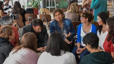 El encuentro que se desarrolló ayer en el Instituto María Auxiliadora, donde participaron doce establecimientos de gestión privada.